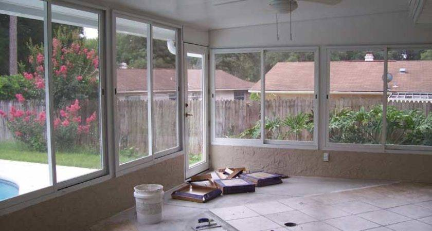 Altamonte Springs Sunroom Enclosure Builder Acrylic