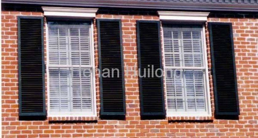 Aluminum Alloy Hurricane Shutter Henan Huilong China