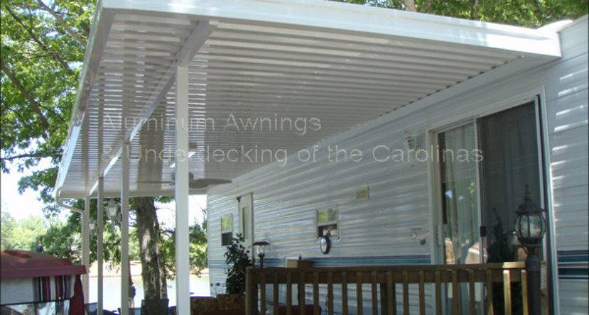 Aluminum Awnings Campers