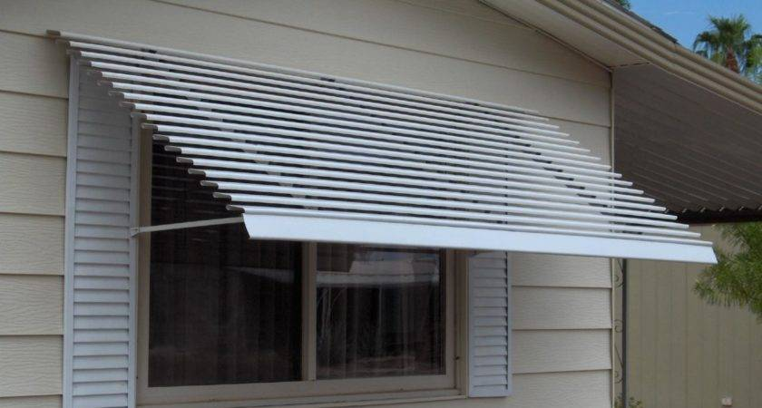 Aluminum Awnings Mobile Homes Cavareno Home
