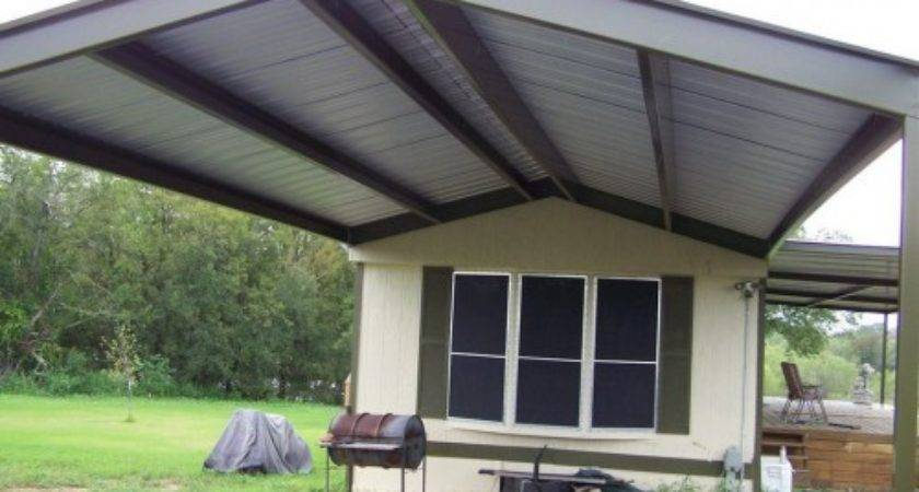 Aluminum Awnings Mobile Homes Photos