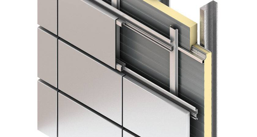 Aluminum Composite Materials Facade Systems Kingspan
