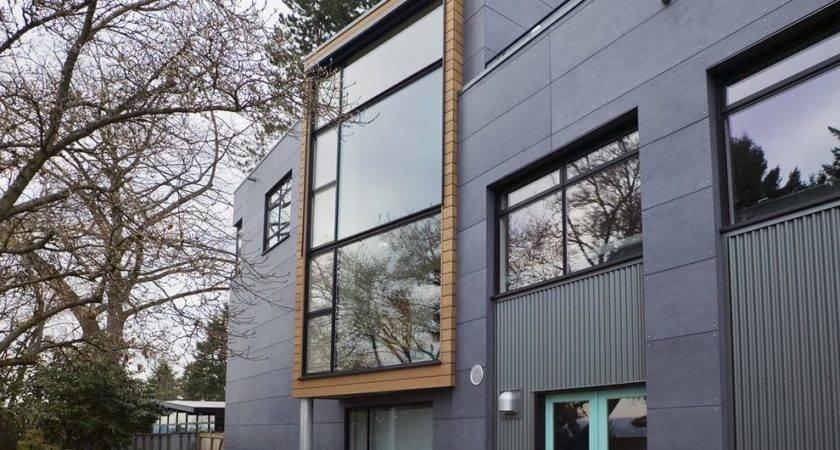 Aluminum Composite Panel Siding Exterior Industrial