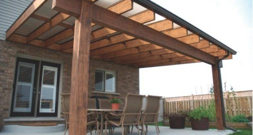 Aluminum Patio Awnings Give More Enjoy Your