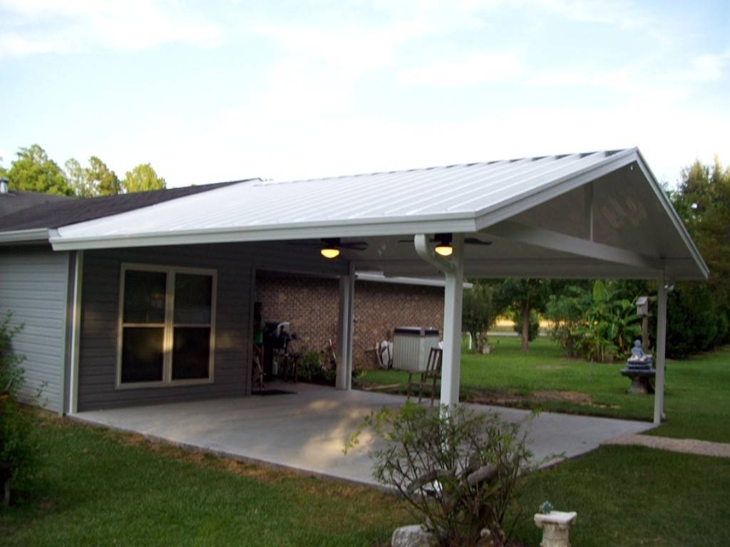 Aluminum Porch Awnings Mobile Homes - Get in The Trailer