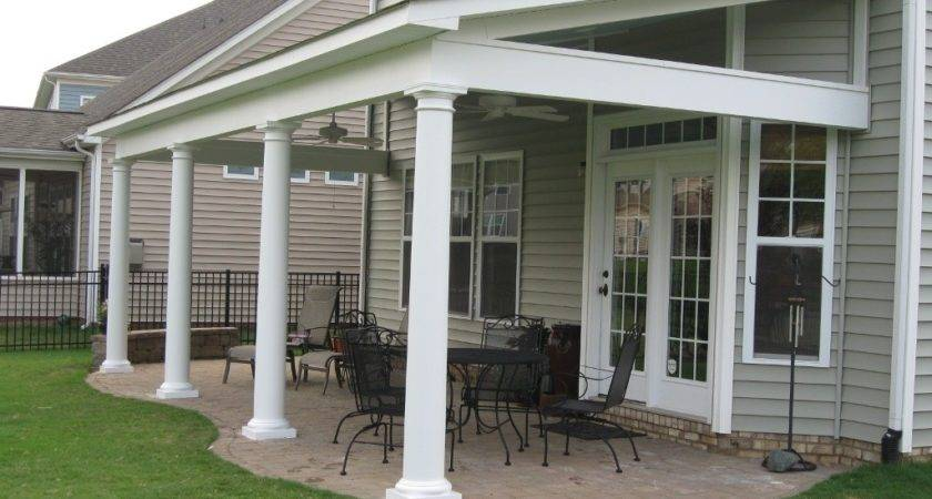 Aluminum Porch Roof Mobile Home