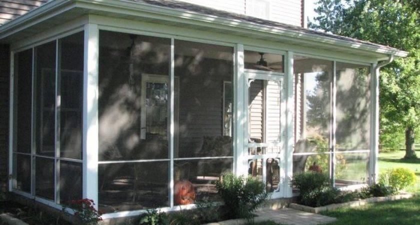 Aluminum Screened Porches