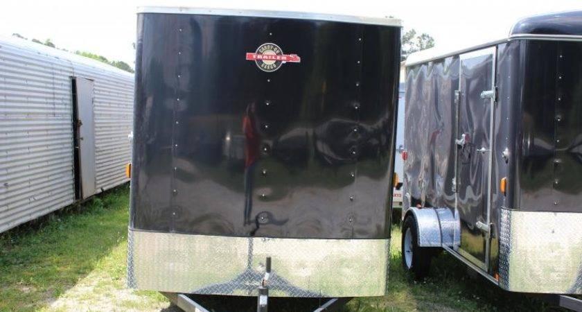 Aluminum Siding Cargo Trailers