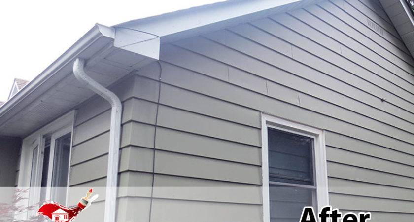 Aluminum Siding Painting Ottawa Painters Contractors