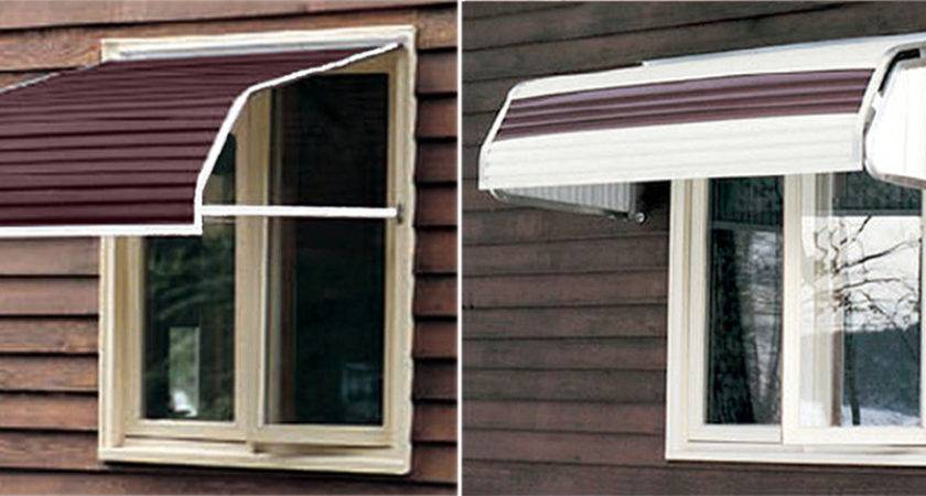 Aluminum Window Awnings Sale
