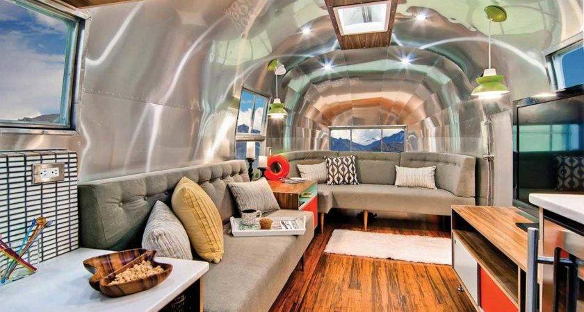 Amazing Airstream Restoration Timeless Travel Trailers