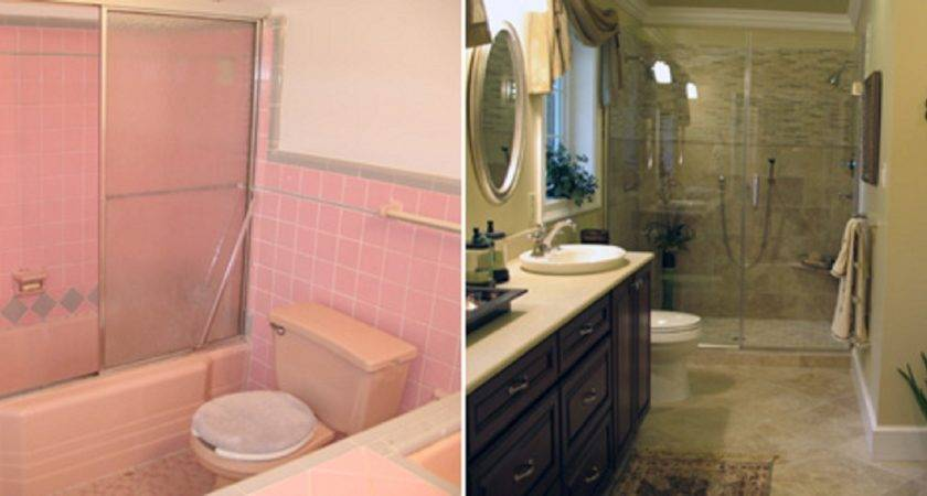 Amazing Bathroom Renovation Before After
