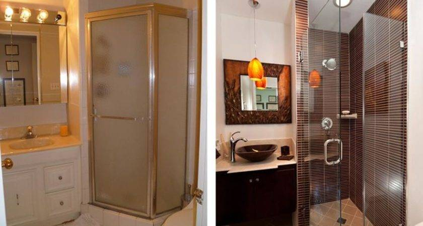 Amazing Before Afters Bathroom Remodels