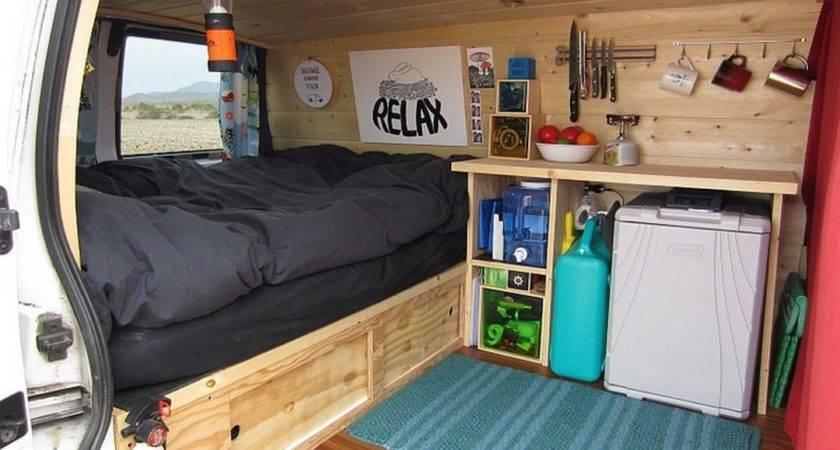 Amazing Camper Van Interior Design Ideas Vanchitecture