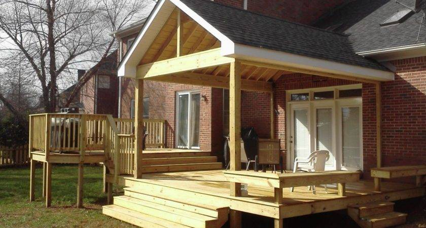 Amazing Covered Deck Ideas Inspire Check Out