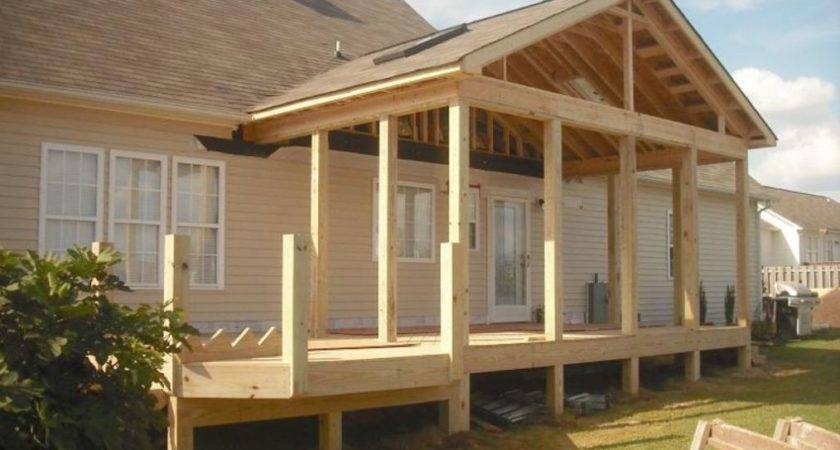 Amazing Different Types Porches Porch Roof