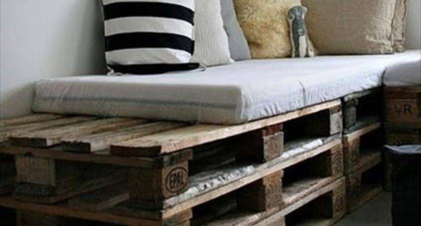 Amazing Diy Pallet Daybed Designs Pallets