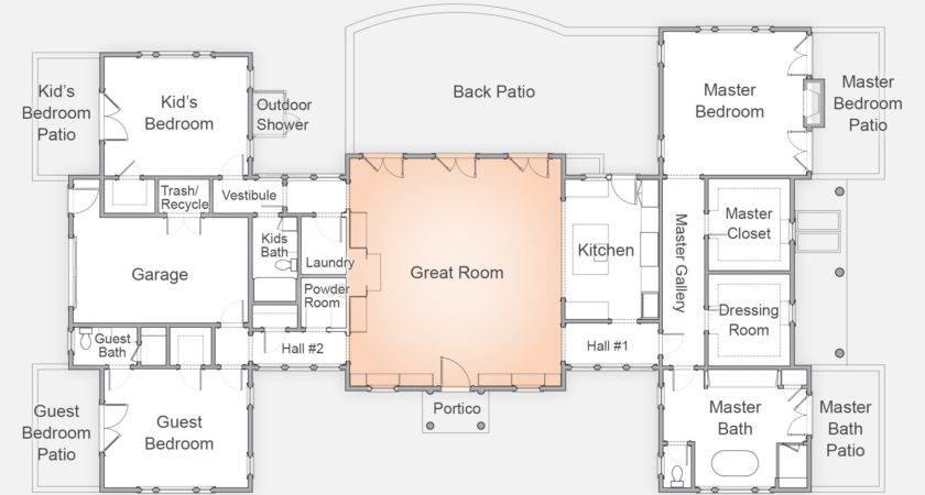 Amazing Dream House Floor Plan Best Inspiration