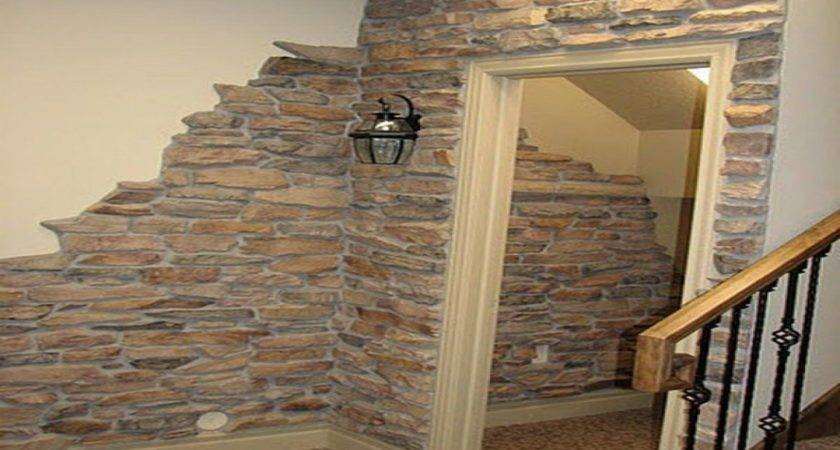 Amazing Home Depot Stone Wall Inspiration Faux
