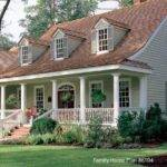 Amazing House Plans Front Porches Cape Cod Houses