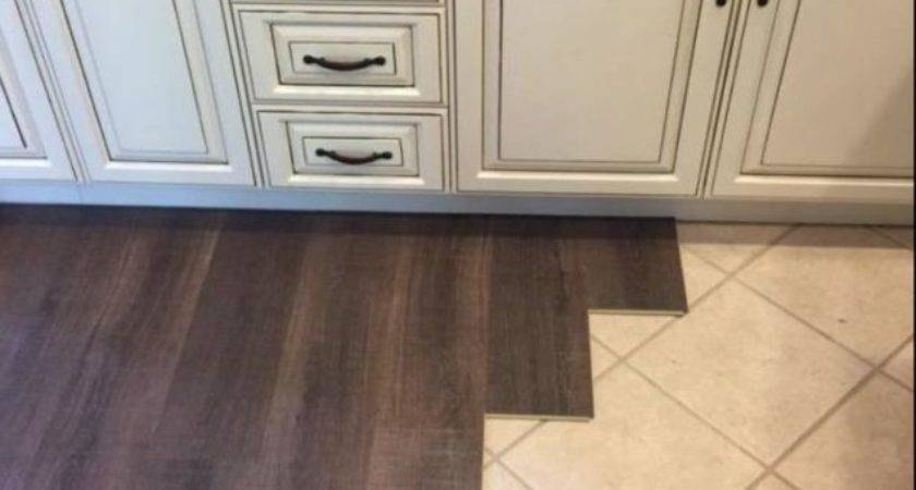 Amazing Installing Laminate Flooring Over Tile