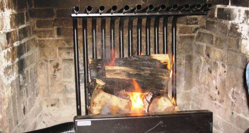 Amazing Interior Most Diy Fireplace Heat Exchanger