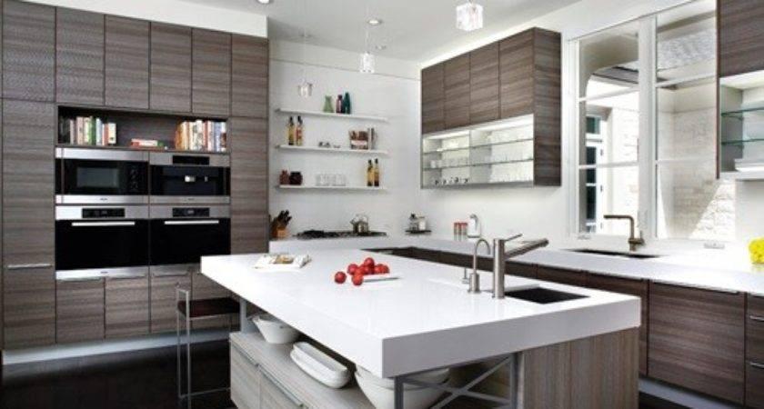 Amazing Modern Kitchen Design Trends Interior