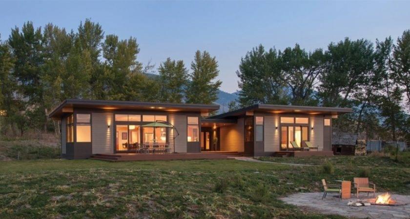 Amazing Modern Mobile Homes Washington State