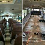 Amazing Renovated School Bus Bright Airy Home