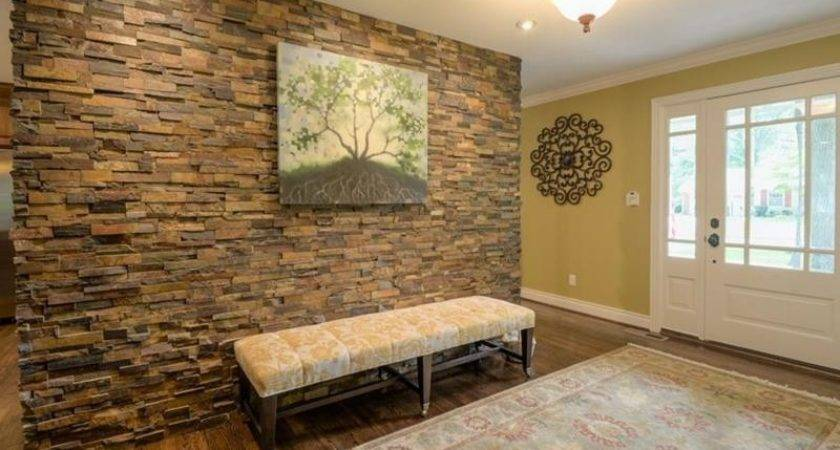 Amazing Stone Accent Walls