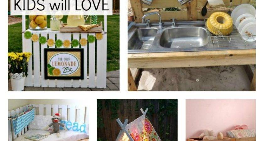 Amazing Things Pallets Kids Love