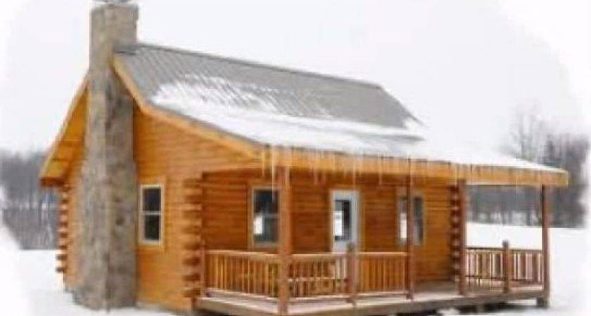 Amazing Tiny Houses Log Cabins Under Off Grid World