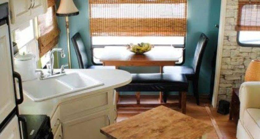 Amazing Travel Trailer Remodels Need