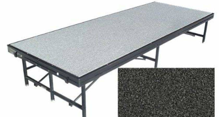 Amazon Portable Stage Platform Carpet