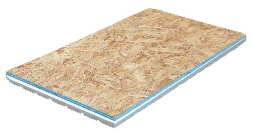 Amdry Insulated Osb Subfloor Panel