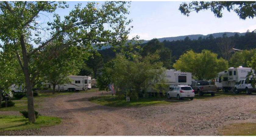 Amenities Rates Turquoise Trail Campground