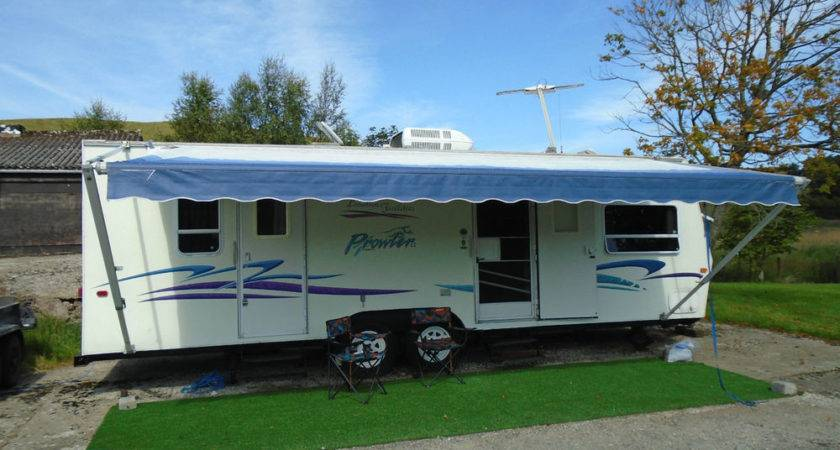 American Caravan Trailer Ebay