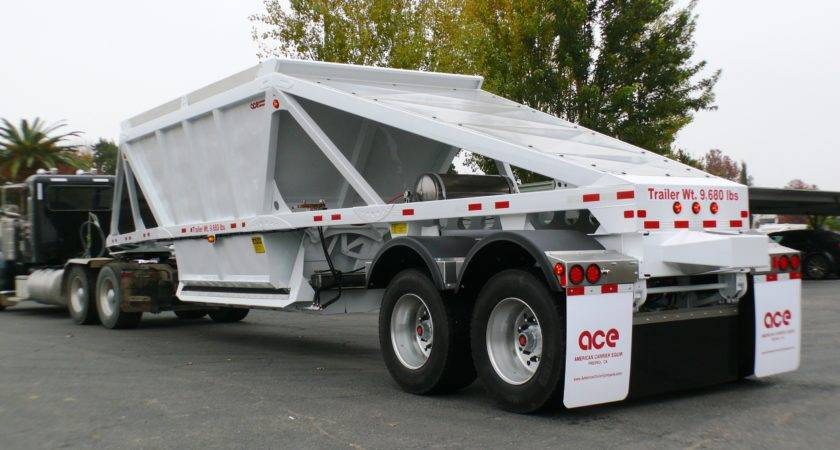 American Carrier Equipment Delivers Industry Lightest
