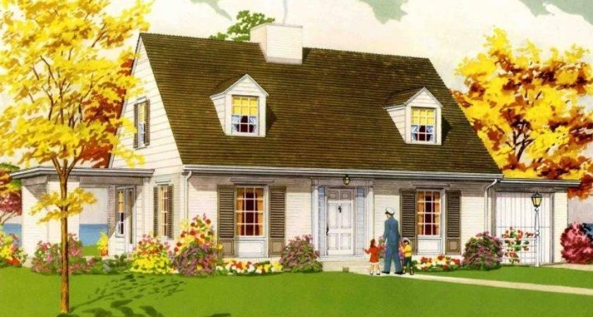 American Dream Houses Start New Series Retro