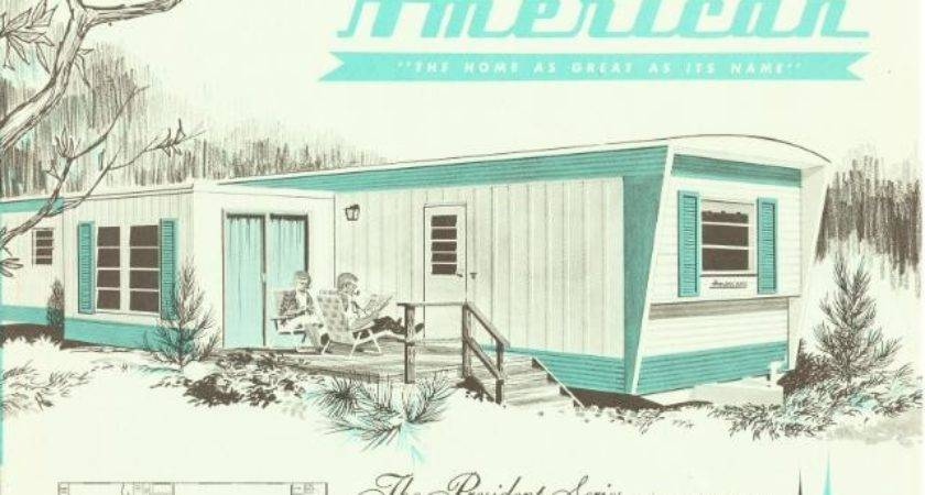 American Mobile Home Trailer Brochure