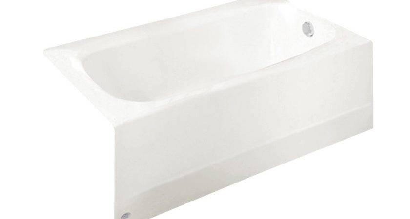 American Standard Cambridge Alcove Soaking Bathtub