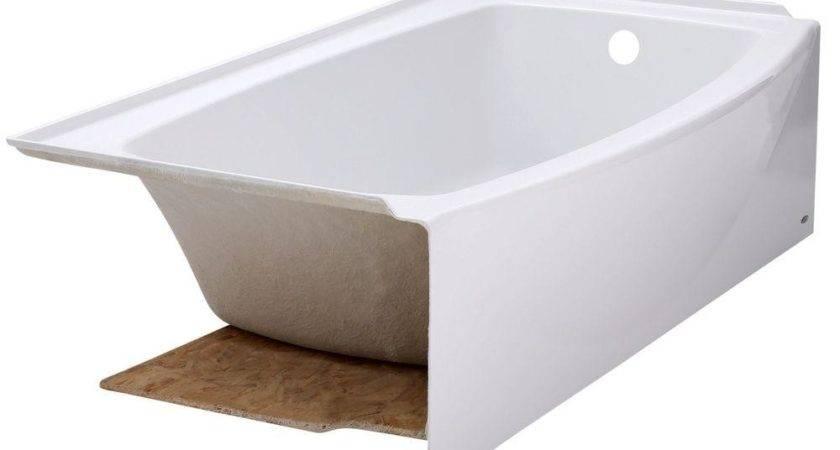 American Standard Ovation Right Drain Bathtub