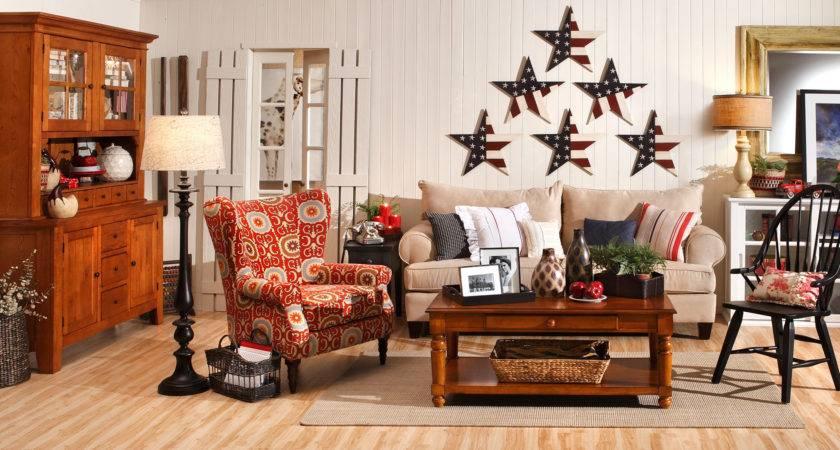 Americana Home Decor Here