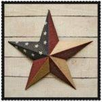 Americana Home Decor Patriotic Flags Decorations