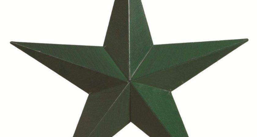 Amish Made Custom Painted Barn Star Choose Your Color