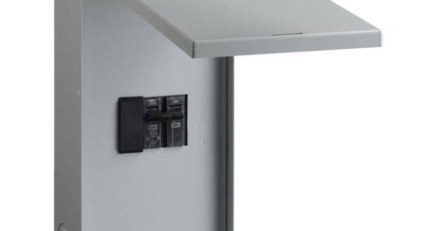Amp Fuse Box Breaker Cost Wiring