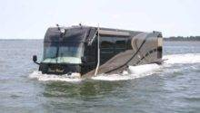 Amphibious True Land Yacht Neatorama