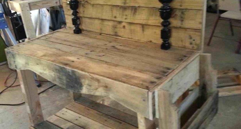 Ana Pallet Furniture Plans Pdf White Farmhouse Table