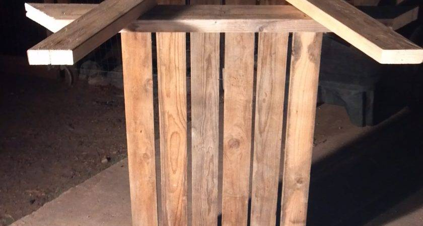 Ana White Build Picnic Table Out