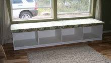 Ana White Window Seat Storage Diy Projects